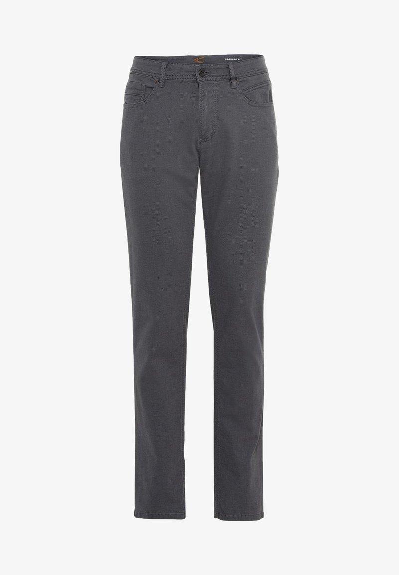 camel active - Straight leg jeans - grey