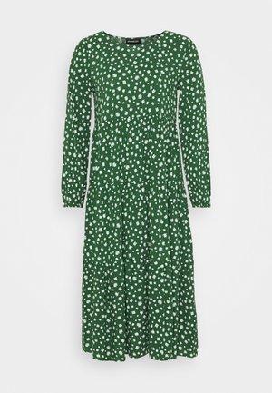 Denní šaty - green/white