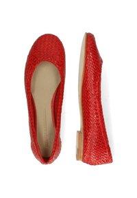 Melvin & Hamilton - KATE  - Ballet pumps - red - 3
