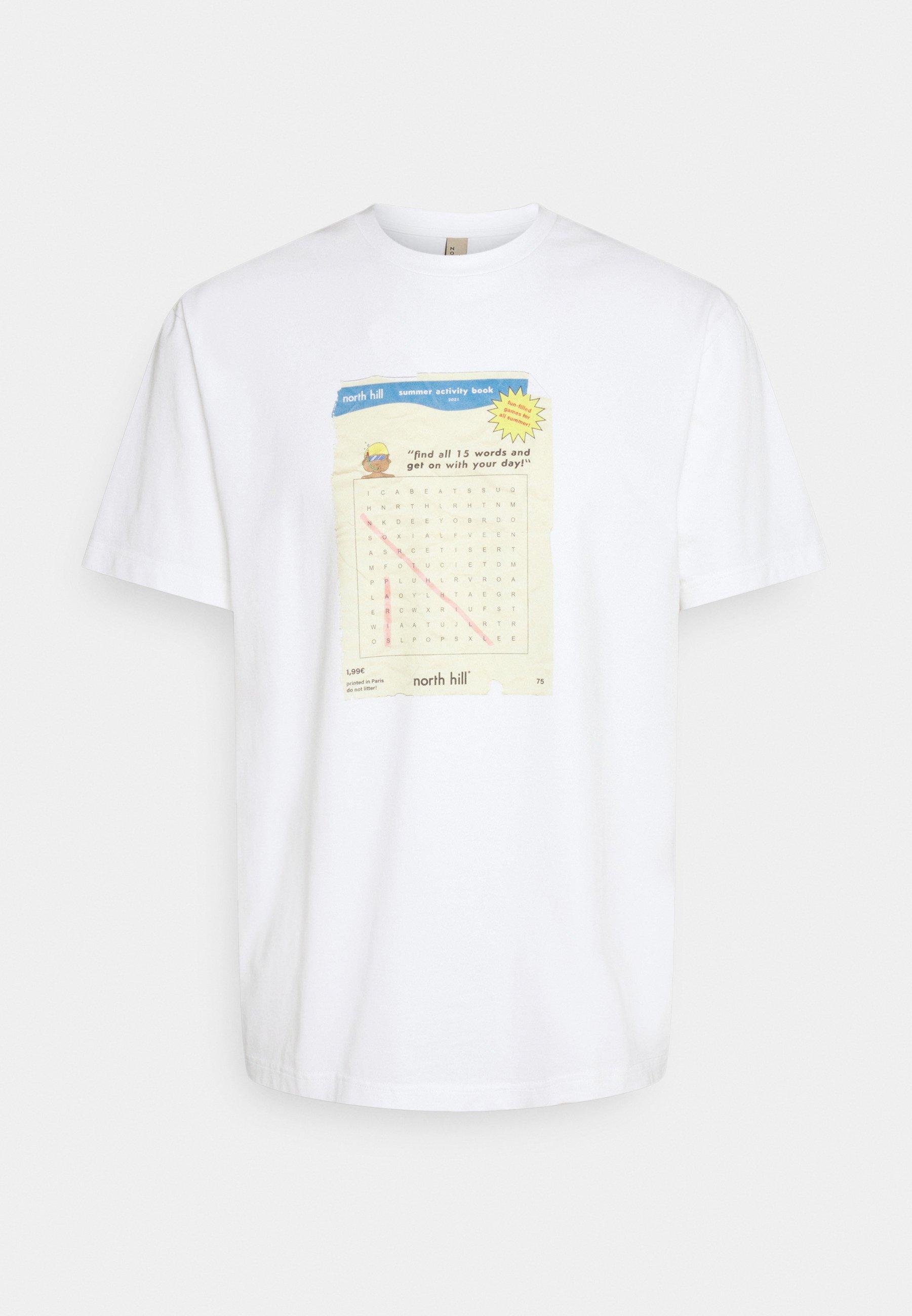 Men SUMMER GAMES - Print T-shirt