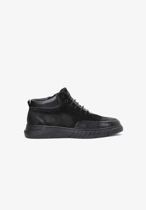 ALVAR  - Zapatillas altas - black