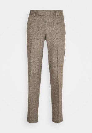 TORDON - Pantalon classique - putty beige