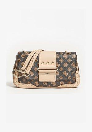 GRETA - Handbag - braun