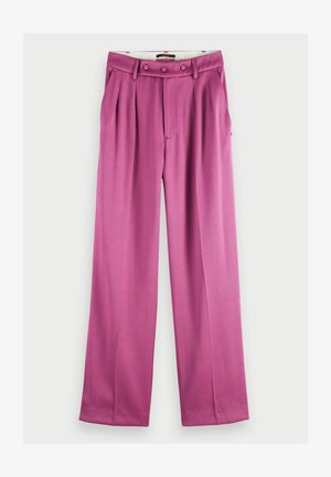 Trousers - orchid