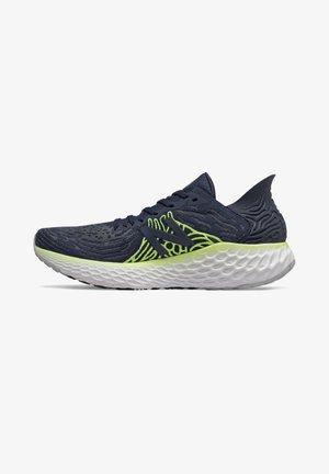 Stabilty running shoes - natural indigo/lemon slush