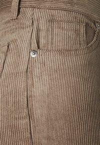 Monki - YOKO TROUSERS - Bukse - beige mole - 2