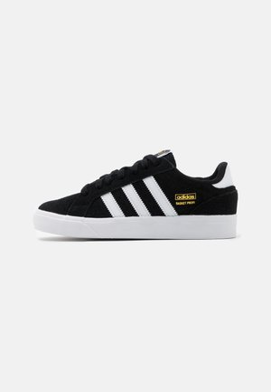 BASKET PROFI UNISEX - Sneaker low - core black/footwear white/gold metallic
