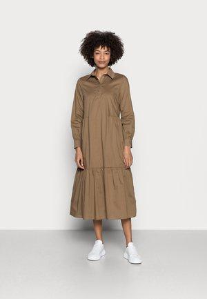 Vestido camisero - bark