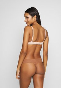 aerie - REAL ME BINDING THONG - Thong - confidence - 2