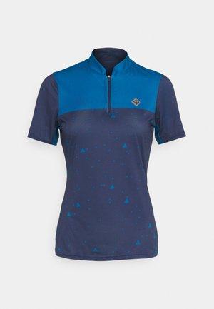 WOMEN - T-Shirt print - peacoat