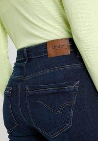 ONLY - ONLPAOLA  - Jeans Skinny Fit - dark blue denim - 5
