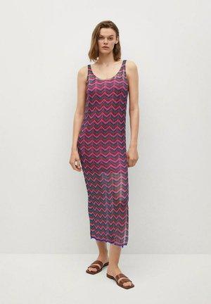 MIT LOCHMUSTER - Jumper dress - fuchsia