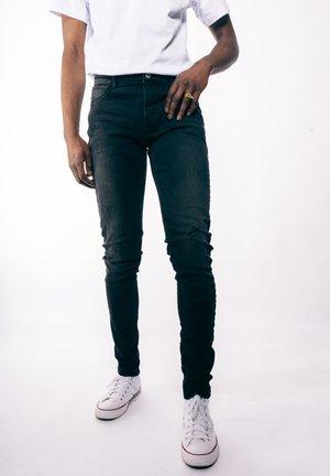 Slim fit jeans - blackdenim