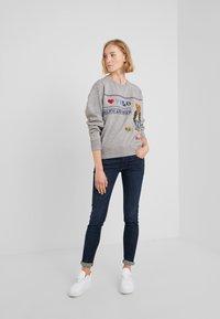 Polo Ralph Lauren - SEASONAL - Sweatshirt - dark vintage heat - 1