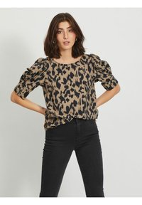 Object - Blouse - fossil - 0