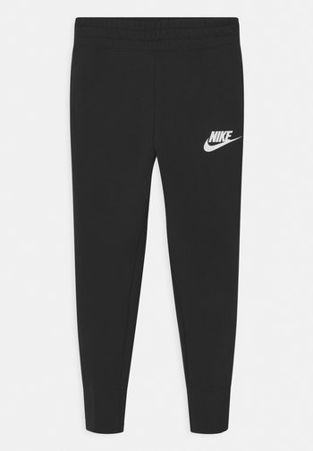 CLUB - Pantalones deportivos - black/white