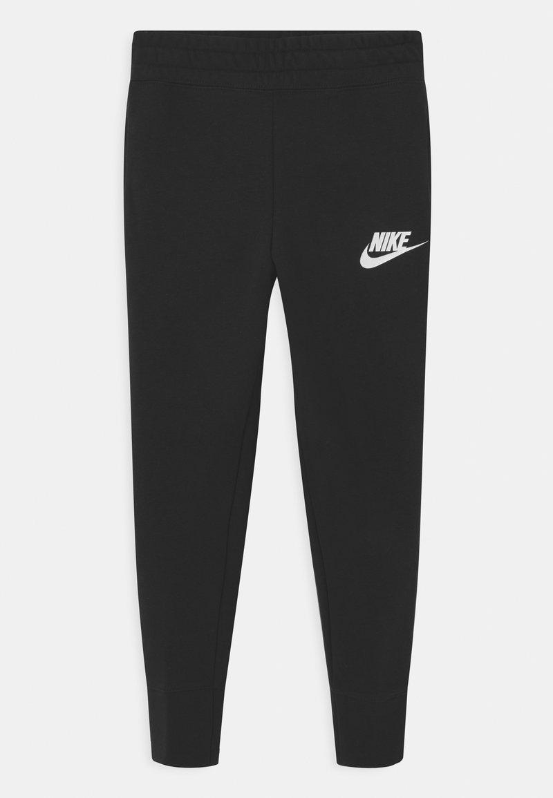 Nike Sportswear - CLUB - Pantalones deportivos - black/white