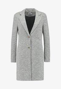 ONLCARRIE - Short coat - light grey