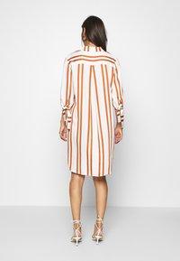 comma - Shirt dress - white - 2