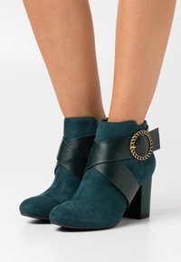 Wallis - AMADEUS - Ankle boots - green - 0