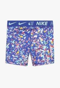 Nike Performance - BOY SHORT - Collant - hyper blue/emerald rise - 1