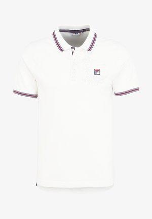 MATCHO - Polo shirt - blanc de blanc