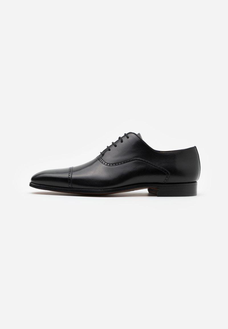 Magnanni - Stringate eleganti - black