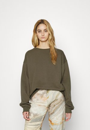 CLASSIC - Sweatshirt - dusty olive