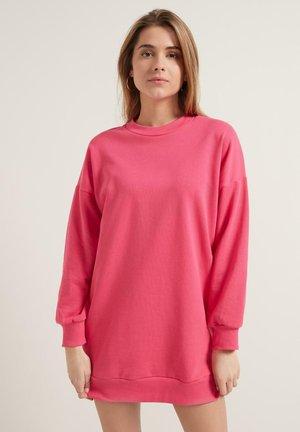 Sweatshirt - fucsia pastello