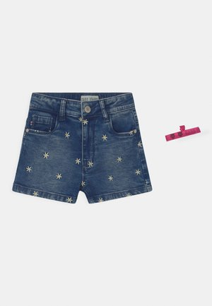 SALIE  - Denim shorts - blue denim