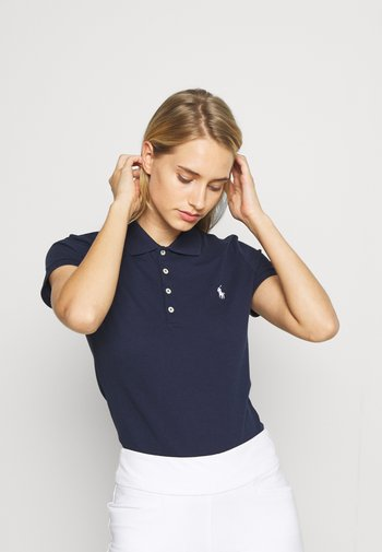 KATE SHORT SLEEVE - T-shirt sportiva - french navy