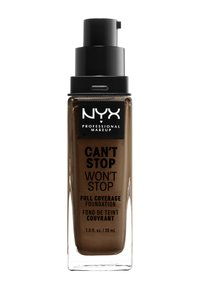 Nyx Professional Makeup - CAN'T STOP WON'T STOP FOUNDATION - Foundation - 22 deep cool - 1