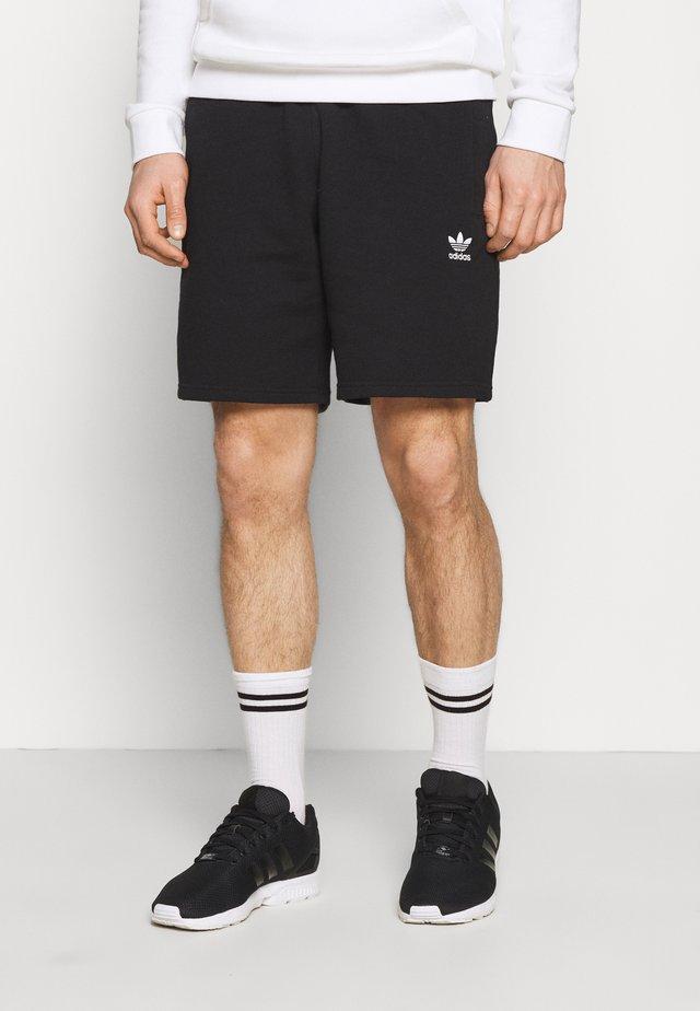 ESSENTIAL UNISEX - Shorts - black