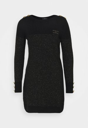 WOMAN'S DRESS - Jumper dress - black