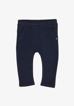 Leggings - Trousers - blue melange