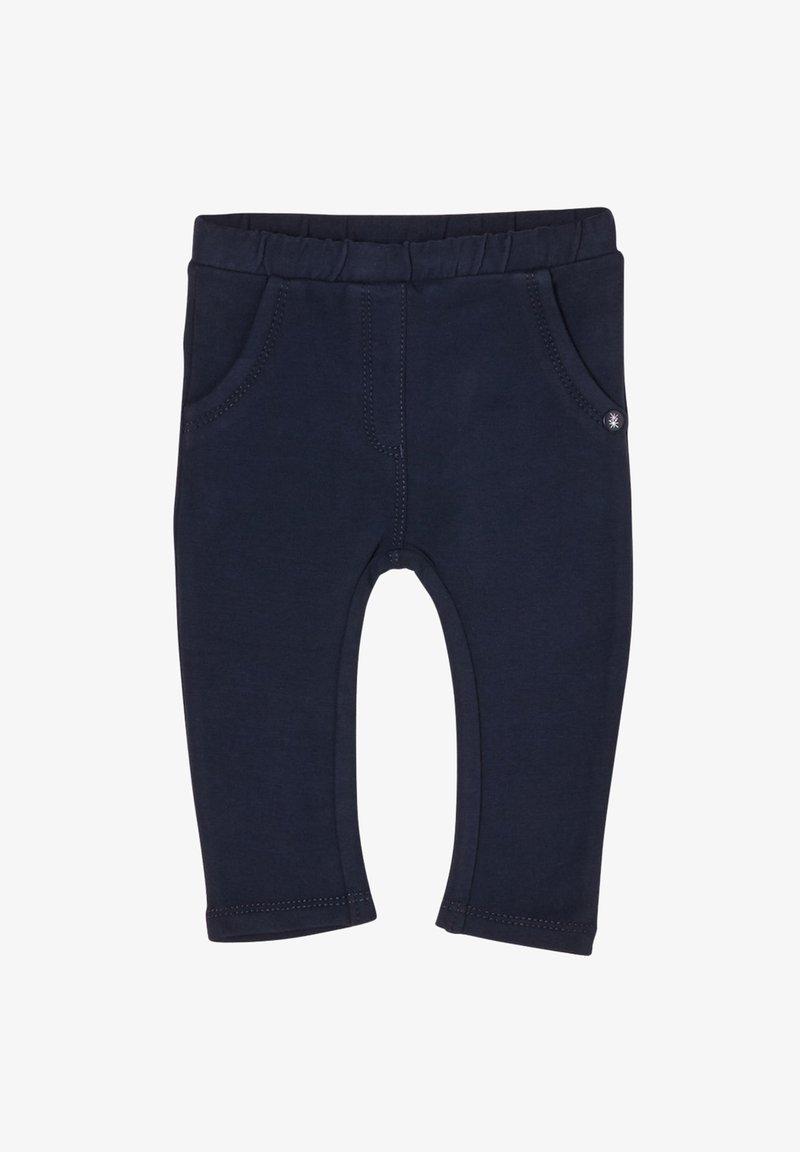 s.Oliver - Leggings - Trousers - blue melange
