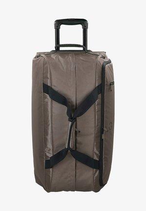 MAUBOURG - Wheeled suitcase - brown
