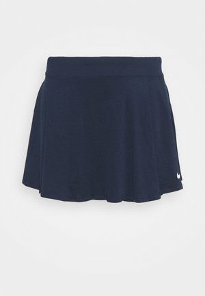 Sports skirt - obsidian/white