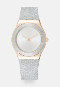 Swatch - Watch - silver-coloured - 0