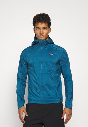DIRT ROAMER - Veste imperméable - crater blue