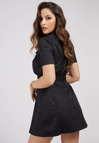 Guess - Shirt dress - schwarz - 2