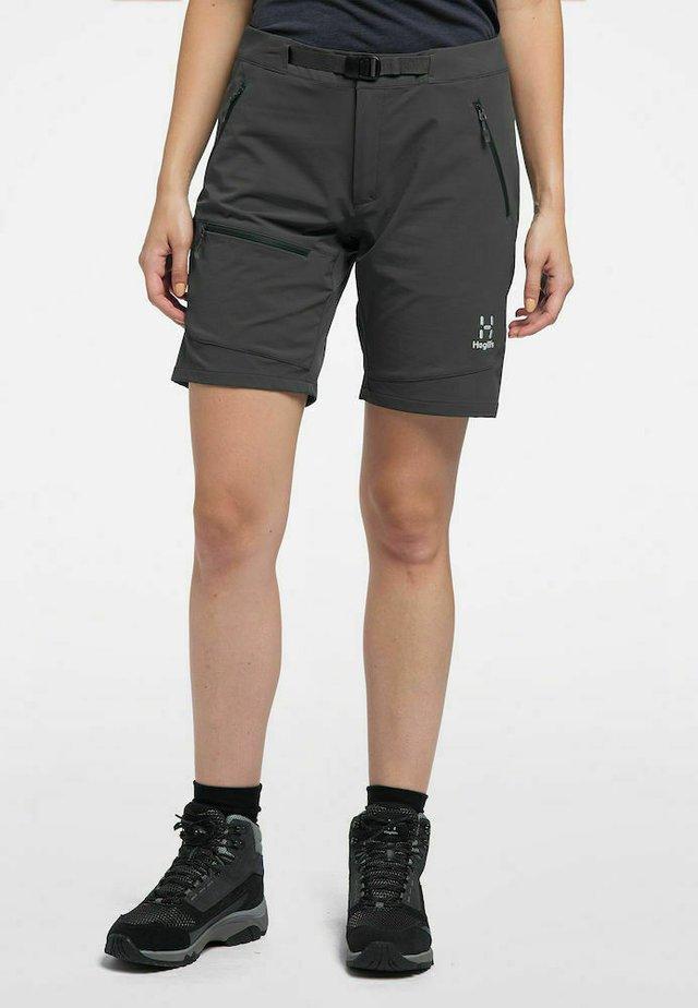 Sports shorts - magnetite