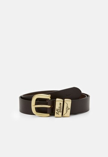 3-PIECE SOLID BELT