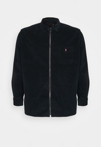 Polo Ralph Lauren Big & Tall - ZIP LONG SLEEVE - Shirt - navy/black - 4