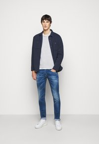 Dondup - PANTALONE GEORGE - Slim fit jeans - blue denim - 1