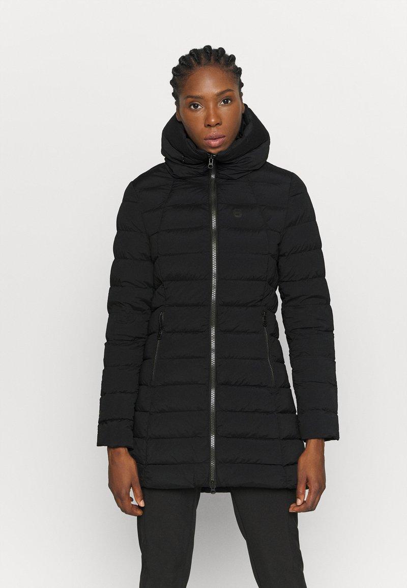 8848 Altitude - ARABELLA COAT - Kabát zprachového peří - black