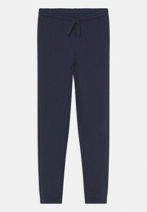 JJIBASIC  - Tracksuit bottoms - navy blazer