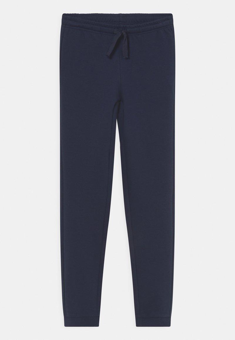 Jack & Jones Junior - JJIBASIC  - Tracksuit bottoms - navy blazer