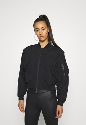 FLIGHT - Bomber Jacket - black