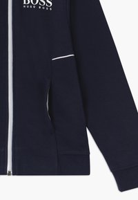 BOSS Kidswear - Zip-up hoodie - navy - 4